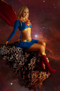 2160x3840 Supergirl HD