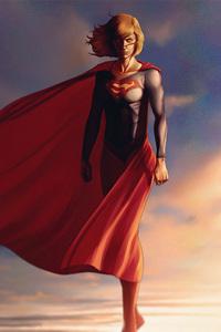 1440x2560 Supergirl Hope