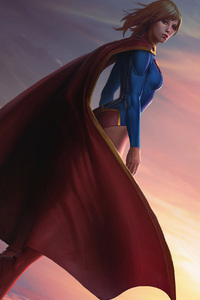 Supergirl Infinite Crisis