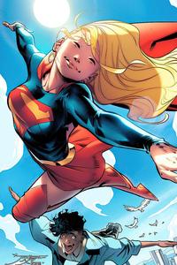 Supergirl Joy Of Flying 5k