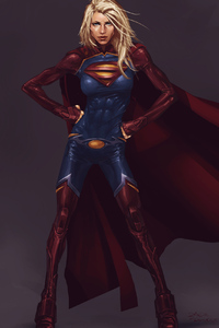 Supergirl New Arts