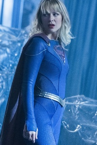 480x854 Supergirl New Season