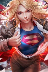 Supergirl Ready