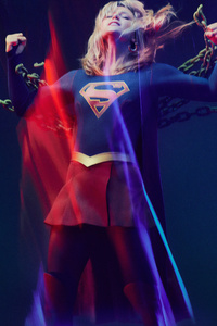 1080x2280 Supergirl Season 5 2019
