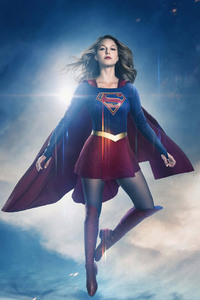 2160x3840 Supergirl Season2