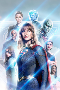 1440x2560 Supergirl Tv Series 2019