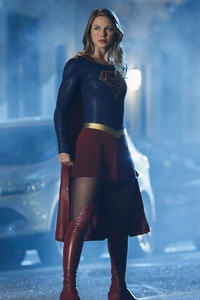 Supergirl Tv Show 2018