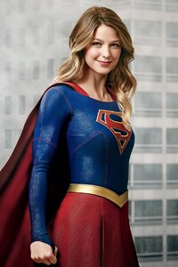 2160x3840 Supergirl Tv Show