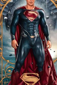 Superman 2020 Art New
