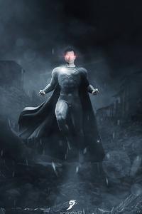 Superman 2020 Art