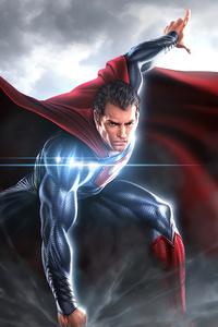 Superman 2020 Artwork 4k