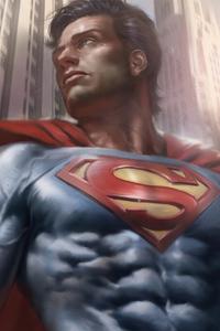 320x480 Superman 20204k