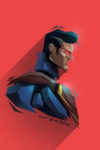 Superman 5k Minimalism