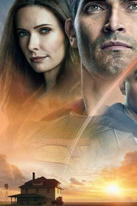 Superman And Lois TV Series 4k 2021