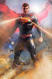 540x960 Superman Art 2020