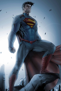 Superman Art New