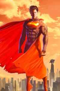 Superman Artwork 2018
