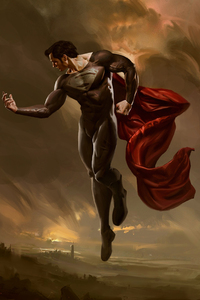 Superman Artwork Fan Made