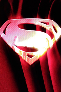 Superman Cape Logo