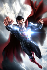 360x640 Superman Clark Kent 4k
