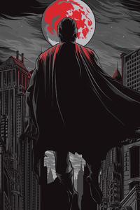 Superman Dark Art