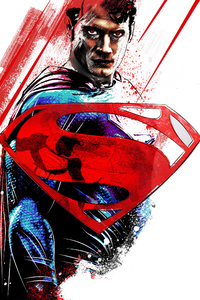Superman Dawn Of Justice Artwork