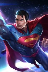 Superman Dc Art