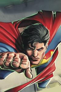 750x1334 Superman Dc Comics HD