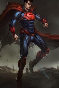 Superman Dc Comics Hero