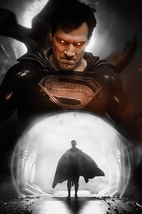 640x1136 Superman Dc Snyder Cut 4k