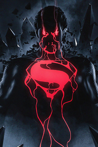 2160x3840 Superman Do You Bleed 4k
