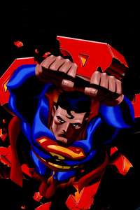 Superman Doomsday Movie