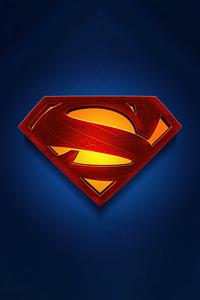 480x854 Superman Emblem