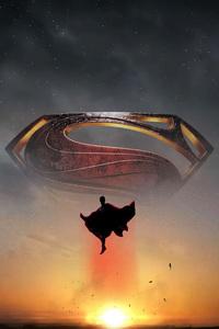 480x854 Superman Eternals Poster