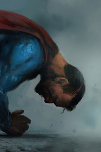 1080x1920 Superman Failed