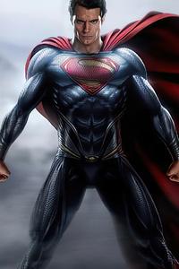 Superman Henry Cavill 2020 4k