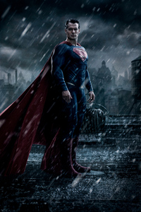 Superman Henry Cavill In Man Of Steel