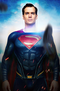 320x568 Superman Hope