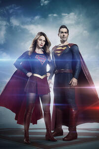 360x640 Superman In Supergirl Season 2