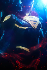 Superman Injustice 2 Art