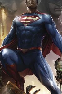 Superman Justice League America