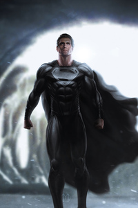 1242x2688 Superman Justice League Synder Cut Hbo Max