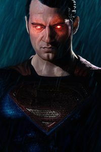 Superman Laser Eye 2020