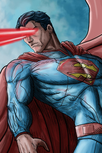 Superman Latest Art