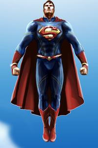 Superman Latest New Art