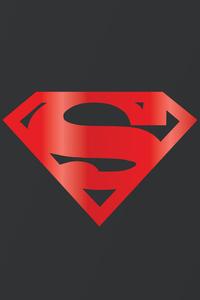 Superman Logo 8k
