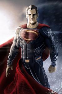 Superman Man Of Steel 10k