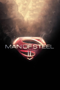 1125x2436 Superman Man Of Steel 2 4k