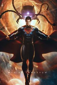 800x1280 Superman Man Of Steel Tomorrow 2020