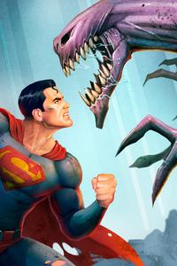 720x1280 Superman Man Of Tomorrow
